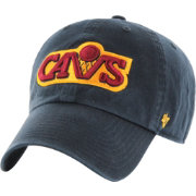 '47 Men's Cleveland Cavaliers Navy Clean Up Adjustable Hat