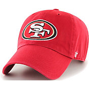 Product Image ·  47 Men s San Francisco 49ers Red Clean Up Adjustable Hat ·    ebcd10c5a0a