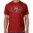 '47 Men's San Francisco 49ers Scrum Logo T-Shirt