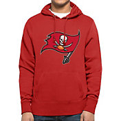 '47 Men's Tampa Bay Buccaneers MVP Headline Pullover Red Hoodie