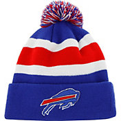 '47 Men's Buffalo Bills Breakaway Cuffed Blue Knit Hat