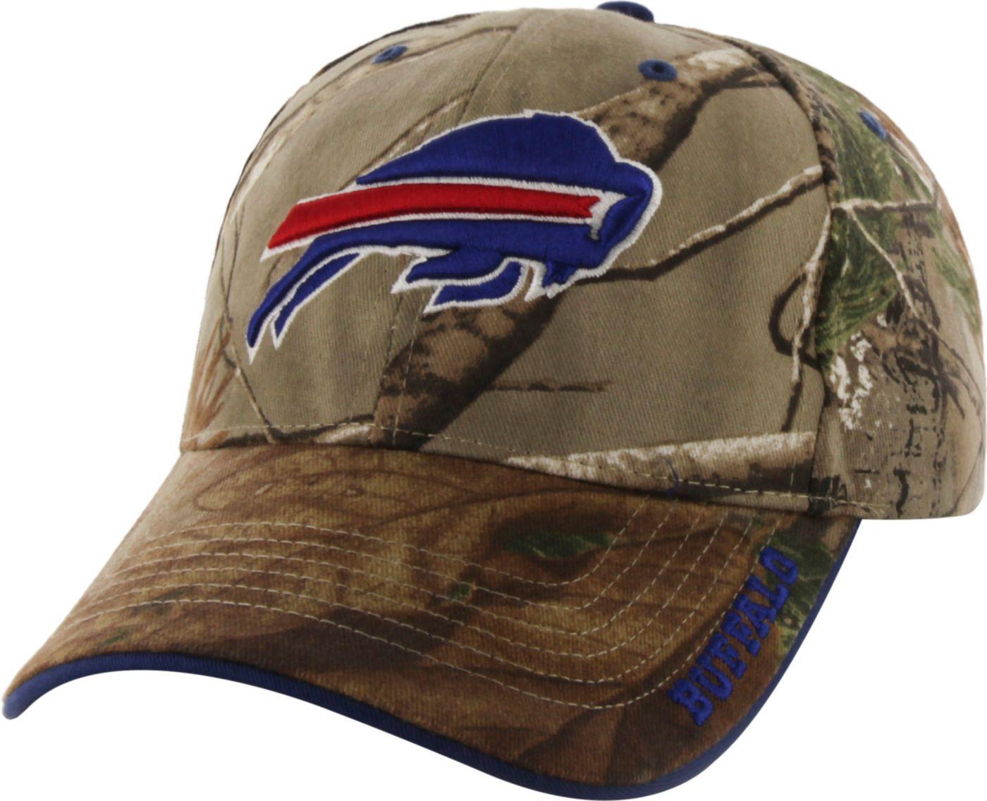 '47 Men's Buffalo Bills Frost Adjustable Realtree Hat