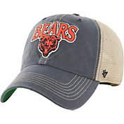 '47 Men's Chicago Bears Vintage Tuscaloosa Navy Adjustable Hat