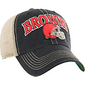 '47 Men's Cleveland Browns Vintage Tuscaloosa Black Adjustable Hat