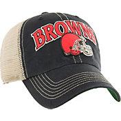'47 Men's Cleveland Browns Vintage Tuscaloosa Black Adjustable Hat