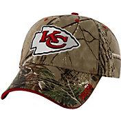 '47 Men's Kansas City Chiefs Frost Realtree Adjustable Camo Hat