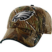'47 Men's Philadelphia Eagles Frost Realtree Adjustable Camo Hat