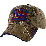 '47 Men's New York Giants Frost Realtree Adjustable Camo Hat
