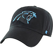 47' Men's Carolina Panthers Clean Up Black Adjustable Hat