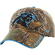 '47 Men's Carolina Panthers Frost Realtree Adjustable Camo Hat