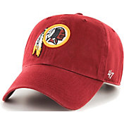 Product Image ·  47 Men s Washington Redskins Clean Up Adjustable Hat ·   da7b822bf