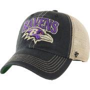 ba2429d2837 47 Men s Baltimore Ravens Vintage Tuscaloosa Black Adjustable Hat ...