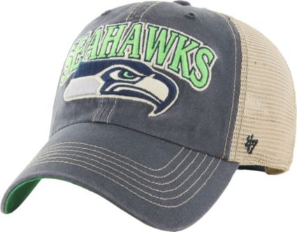 ... Seattle Seahawks Vintage Tuscaloosa Navy Adjustable Hat. noImageFound a68e5212e