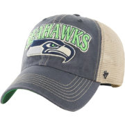 '47 Men's Seattle Seahawks Vintage Tuscaloosa Navy Adjustable Hat