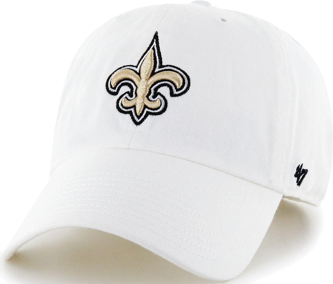 47 Men S New Orleans Saints White Clean Up Adjustable Hat Field Stream,Palm Sugar Benefits