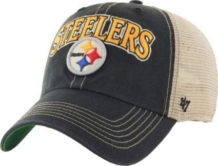... Pittsburgh Steelers Vintage Tuscaloosa Black Adjustable Hat.  noImageFound bf46d3adb22