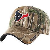 '47 Men's Houston Texans Realtree Frost Camouflage Adjustable Hat