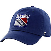 '47 Men's New York Rangers Clean Up Royal Adjustable Hat