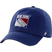 '47 Men's New York Rangers Clean Up Royal Adjustable Hat