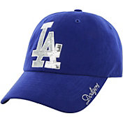 '47 Women's Los Angeles Dodgers Sparkle Royal Adjustable Hat