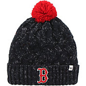 '47 Women's Boston Red Sox Fiona Navy Cuffed Knit