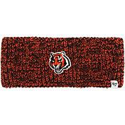 '47 Women's Cincinnati Bengals Prima Orange Headband
