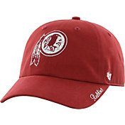 Product Image ·  47 Women s Washington Redskins Sparkle Logo Red Adjustable  Hat ·   22b6a858b