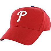 '47 Youth Philadelphia Phillies Basic Red Adjustable Hat