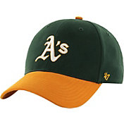 '47 Youth Oakland Athletics Short Stack MVP Green/Gold Adjustable Hat