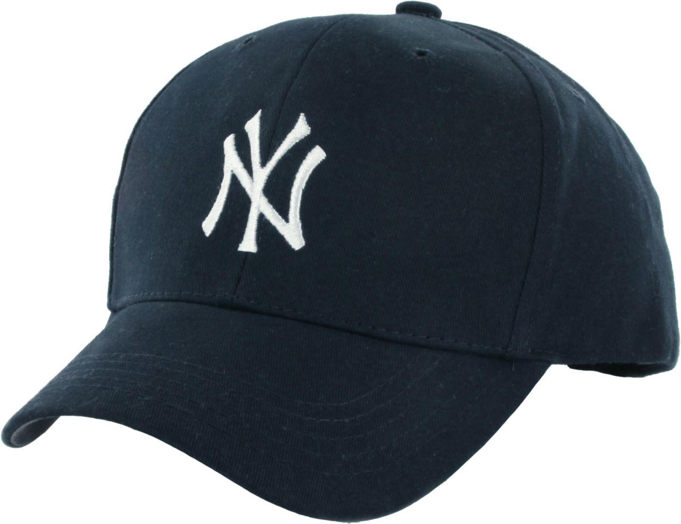 '47 Youth New York Yankees Basic Navy Adjustable Hat