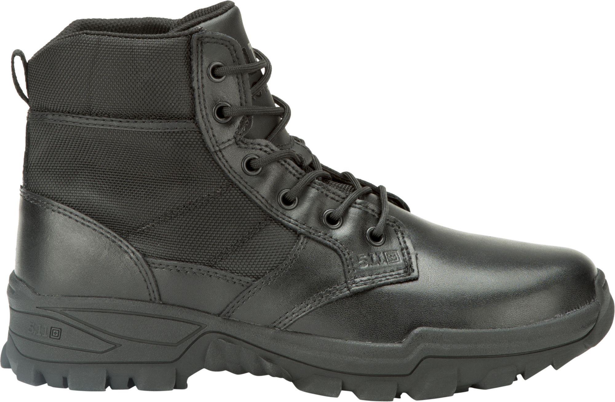 5.11 Tactical Men's Speed 3.0 Tactical Boots, Black thumbnail