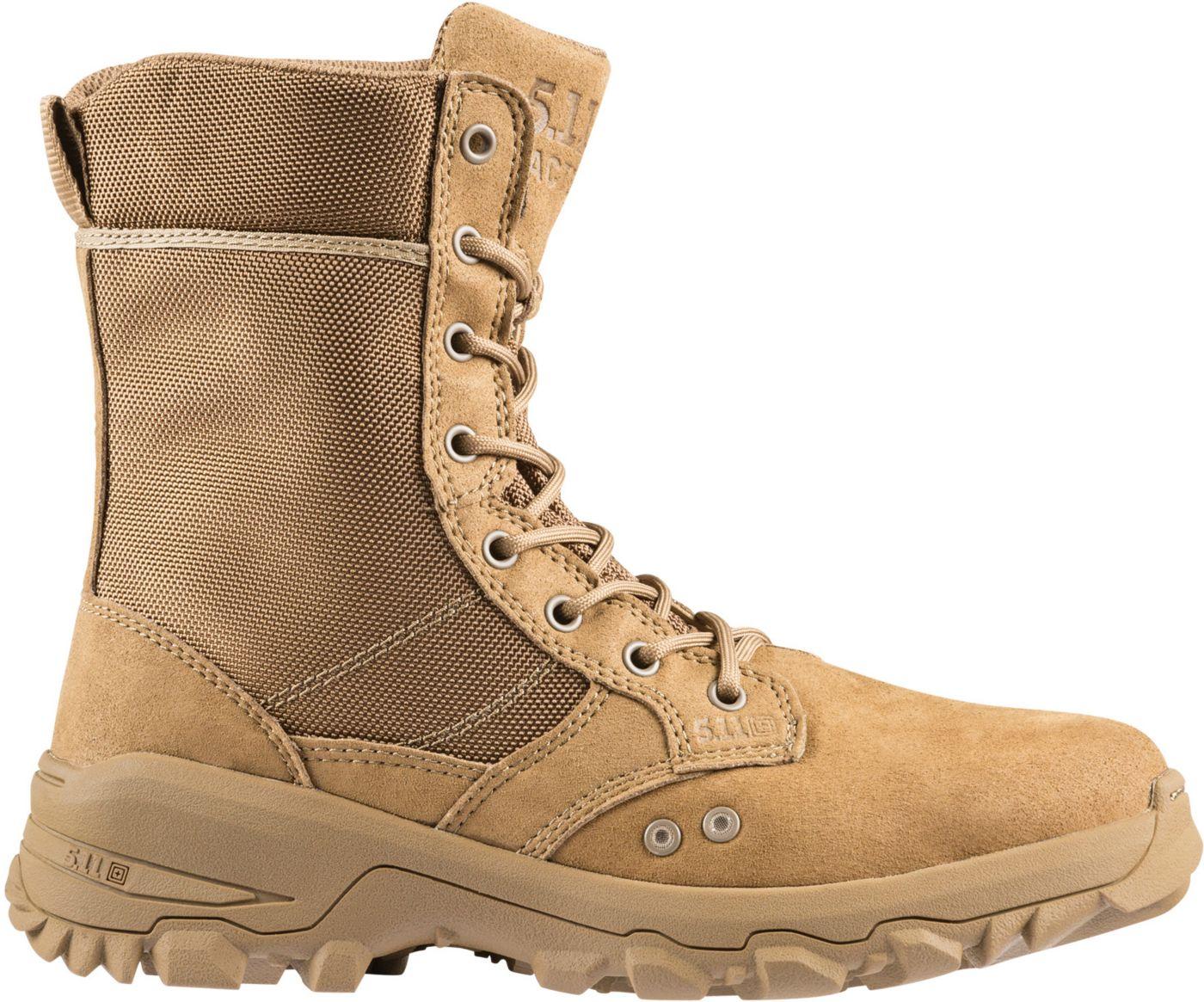 5.11 Tactical Men's Speed 3.0 Dark Coyote RapidDry Tactical Boots