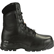 5.11 Tactical Men's A.T.A.C. 8'' Shield Composite Toe Waterproof Tactical Boots