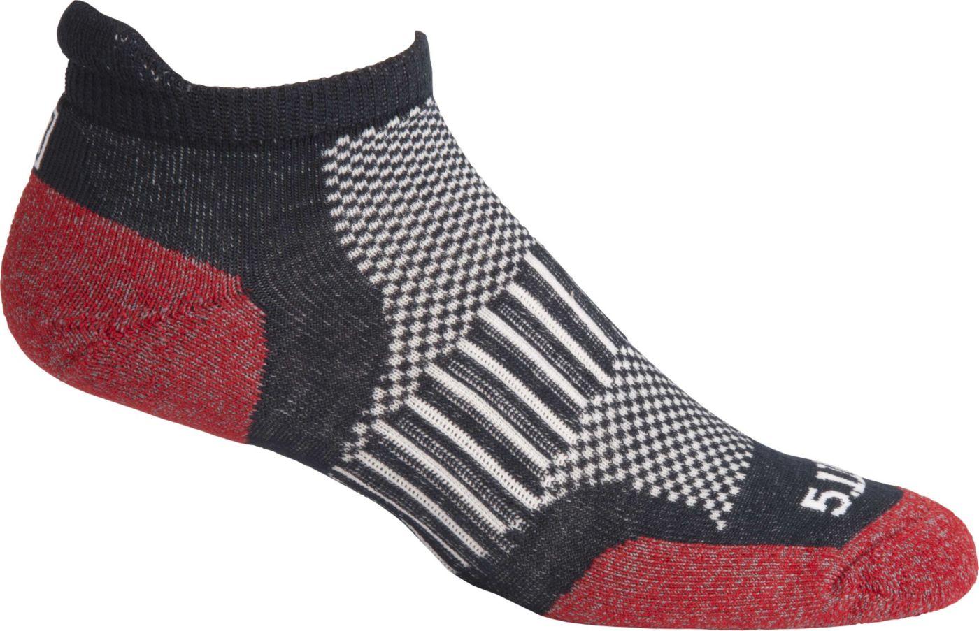 5.11 Tactical ABT Training Low Cut Socks