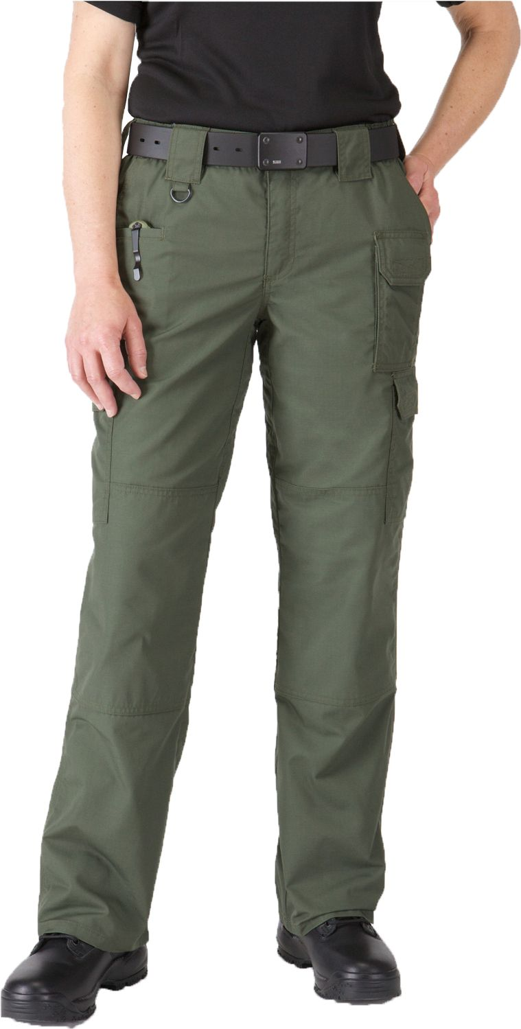 5.11 Tactical Women's Taclite Pro Pants, Size: 2, Green thumbnail