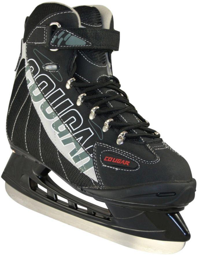 American Athletic Shoe Senior Cougar Soft Boot Hockey Skates