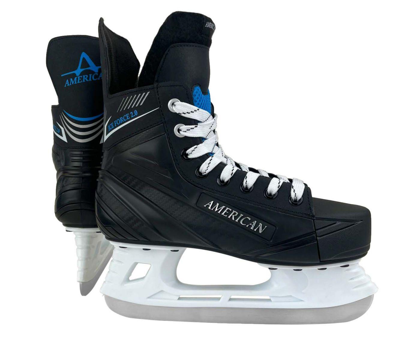 American Athletic Shoe Junior Ice Force 2.0 Hockey Skate