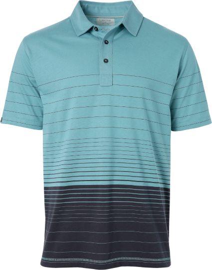 Linksoul Yarn Dyed Stripe Cotton Jersey Polo