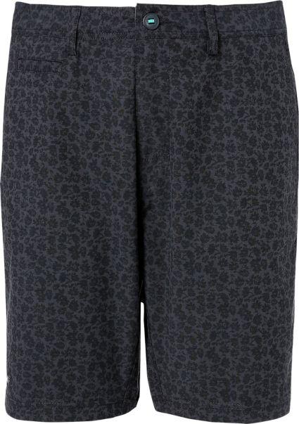 Linksoul Tonal Printed Floral Boardwalker Shorts