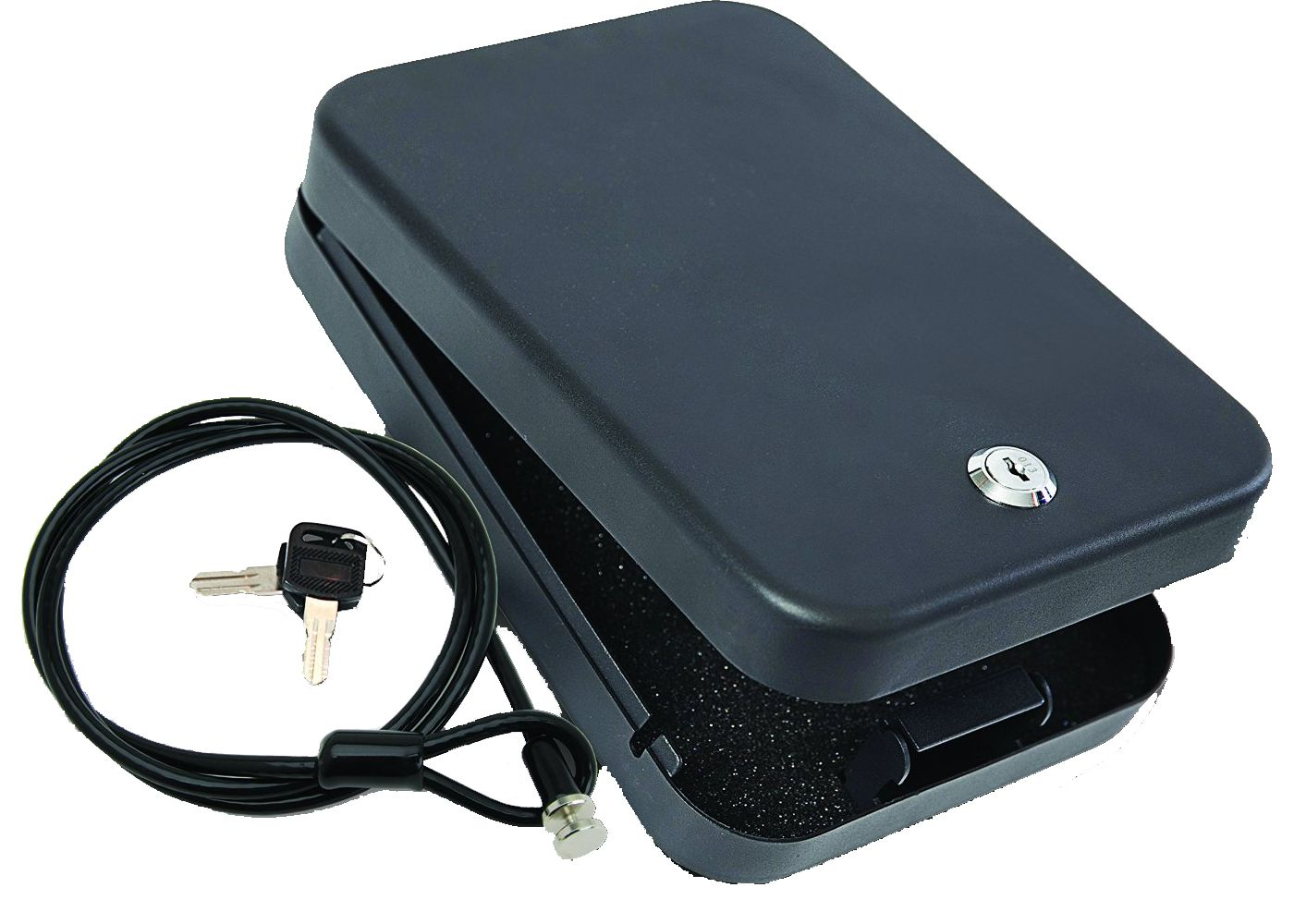 SnapSafe Lockbox with Key Lock