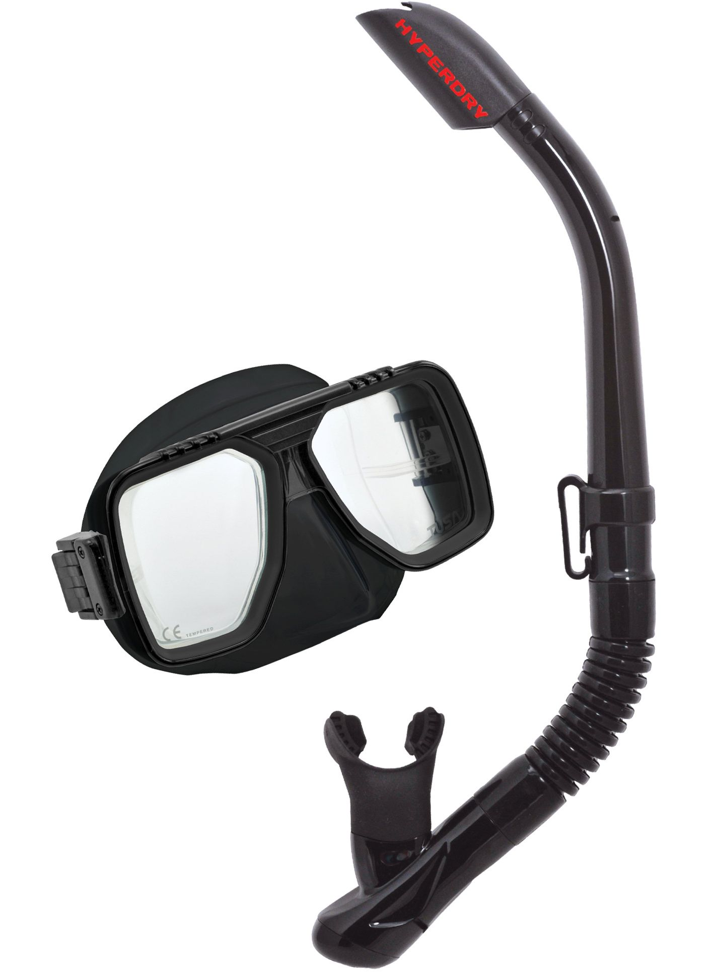 TUSA Sport Adult Liberator Snorkeling Combo