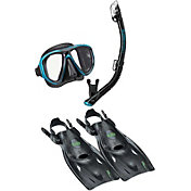 TUSA Sport Adult PowerView Snorkeling Set