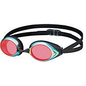 View Swim Pirana Mirrored Racing Swim Goggles