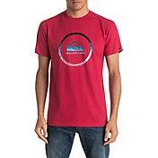 Quiksilver Men's Active Logo Momentum T-Shirt