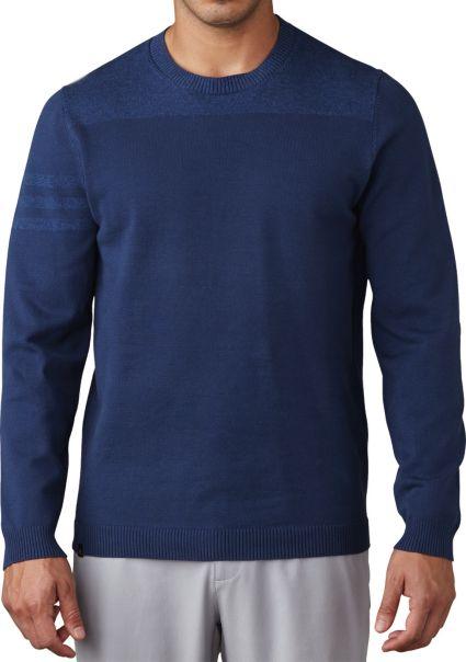 adidas 3-Stripes Crewneck Sweater