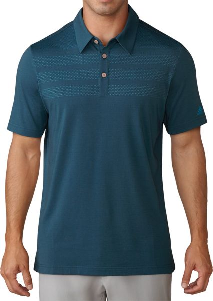adidas 3-Stripes Mapped Polo