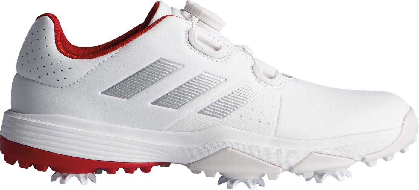adidas Jr. adipower BOA Golf Shoes