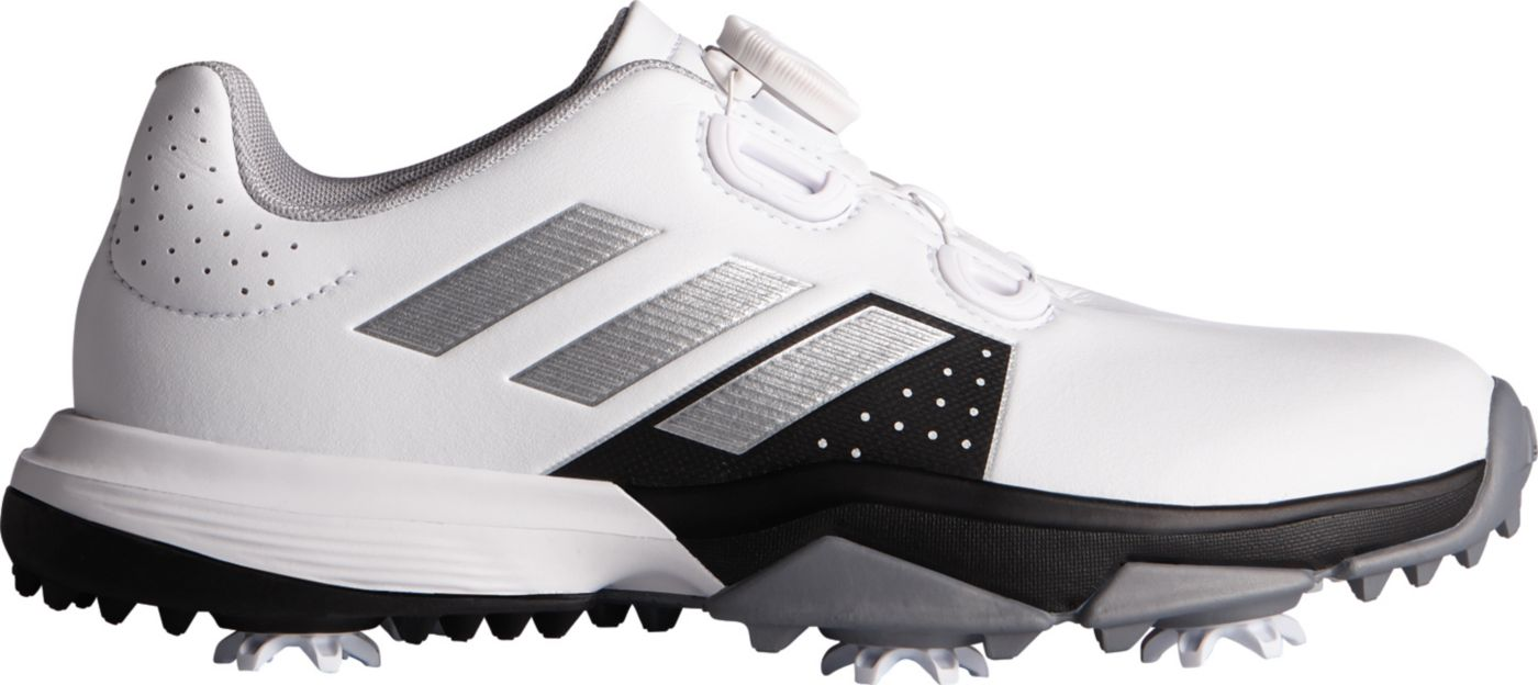 adidas Jr. adipower BOA Golf Shoes