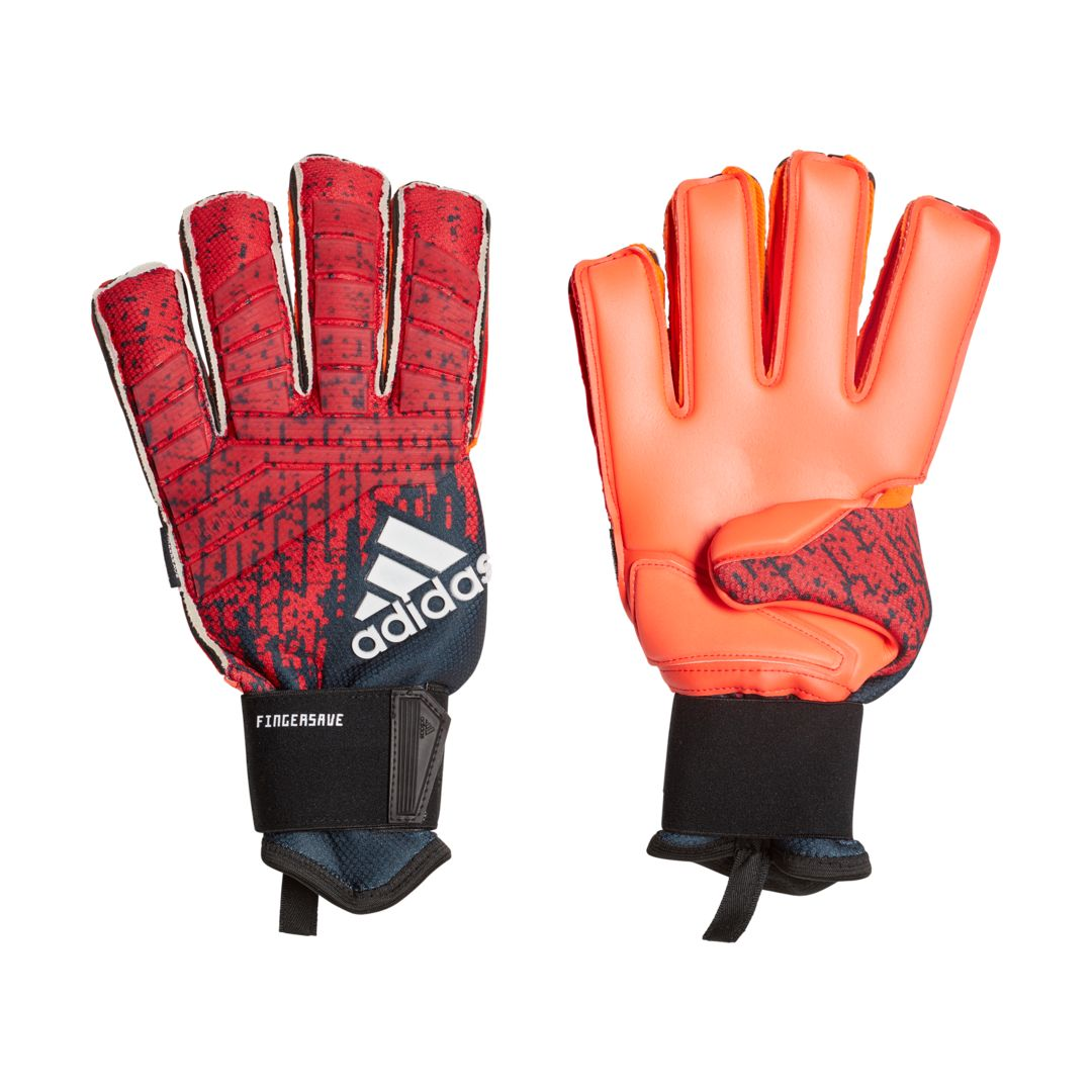 9a67f4399 adidas Ace Trans Fingersave Pro Soccer Goalkeeper Gloves | DICK'S ...