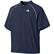adidas Men's Triple Stripe Pullover Jacket